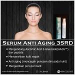 Serum Vitamin C 3SRD , Serum Pencerah Wajah Terbaik dan Aman