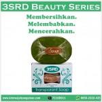Sabun Transparan 3SRD – Pembersih Muka yang Bagus dan Aman