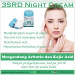 Night Cream Yang Bagus Untuk Kulit Kusam Harus Mengandung 5 Senyawa Ini