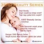 Cream Muka yang Aman untuk Ibu Menyusui – 3SRD Beauty Series
