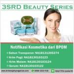 Kosmetik yang Aman dan Terdaftar di BPOM – Cream 3SRD