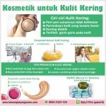 Produk Kosmetik yang Cocok untuk Kulit Wajah Kering