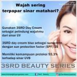 Day Cream 3SRD: Cream Pagi yang Mengandung Sunblock