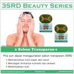 Sabun Muka untuk Pria yang Aman dan Bagus – Sabun Transparan 3SRD